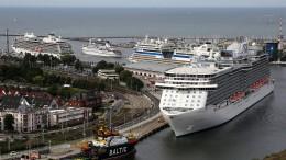 Touristen heizen dem Klima mächtig ein