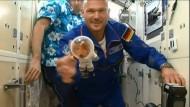 Gerst hat ISS erreicht