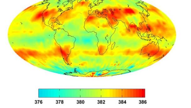 Wird die Erde zur Sprudelflasche?