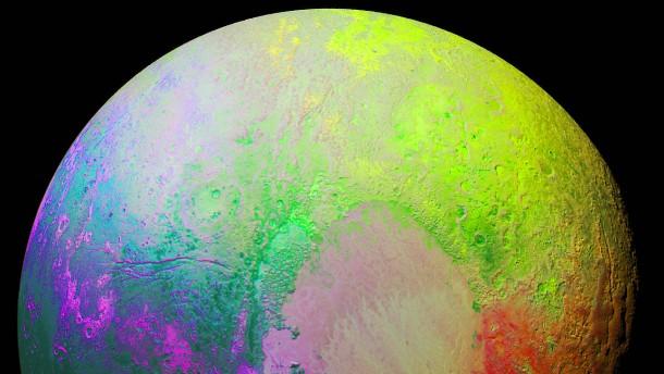 Der verborgene Ozean auf dem Pluto