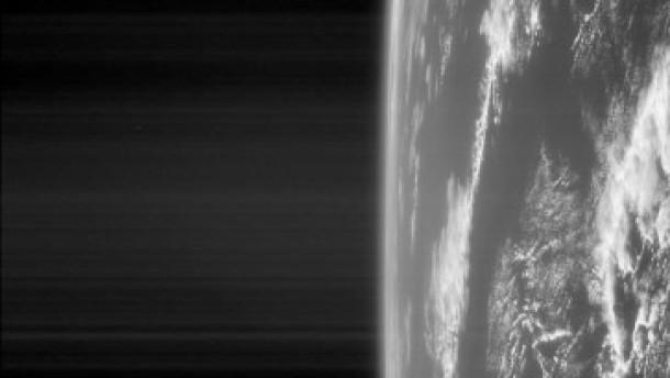 Rosetta auf dem Weg zum Kometen