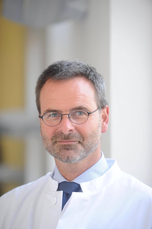 Professor Peter Albers, Onkologe aus Düsseldorf, Präsident der Deutschen Krebsgesellschaft.