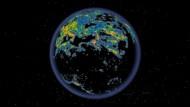 Der Weltatlas der Lichtverschmutzung