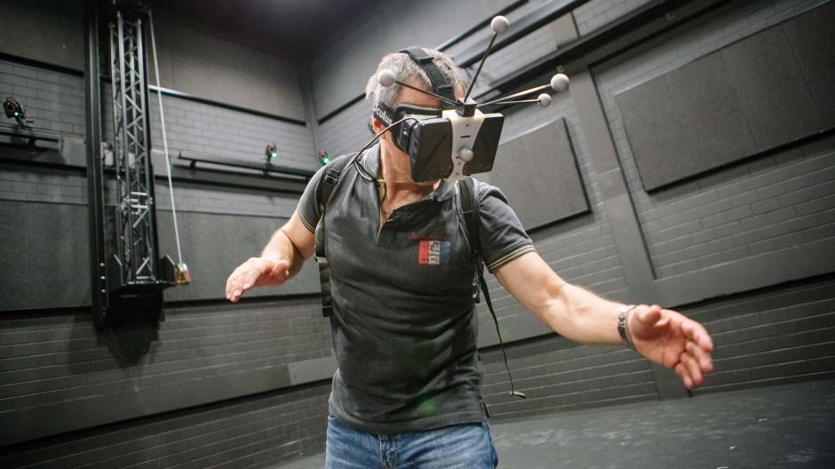 Oculus Rift: Verschmelzen mit der virtuellen Welt