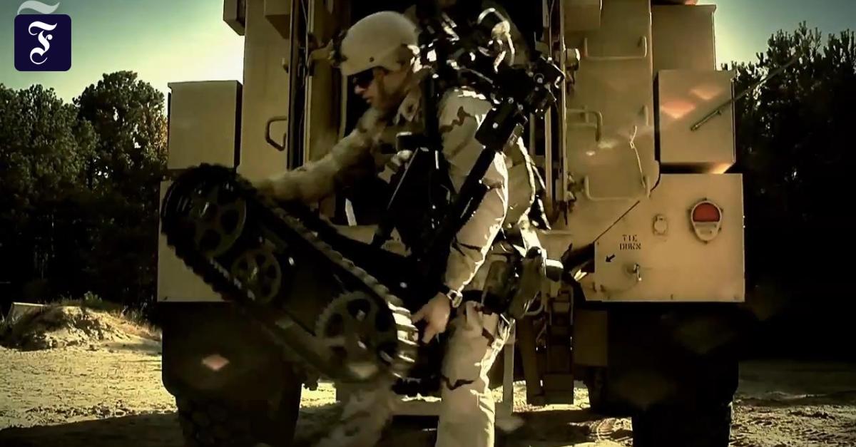 Kampfroboter: Schrecklich perfekte Krieger