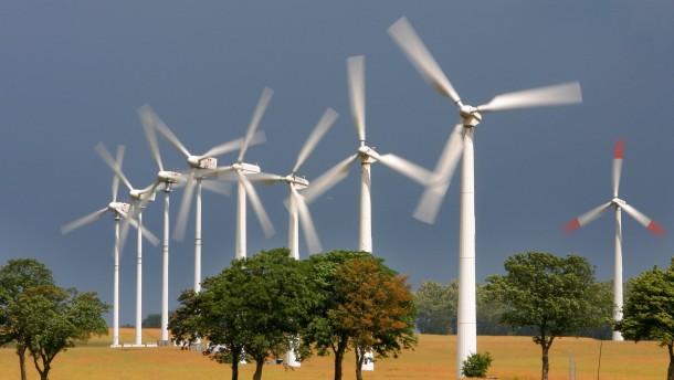 Windkraftanlagen in Mecklenburg-Vorpommern