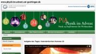 www.physik-im-advent.uni-goettingen.de