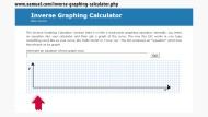 www.xamuel.com/inverse-graphing-calculator.php