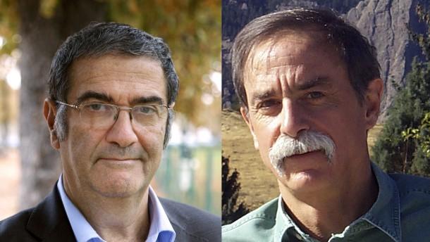Nobelpreis Physik / Haroche, Wineland
