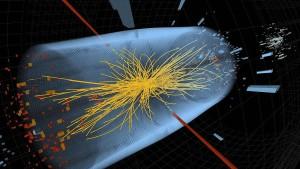 Higgs-Boson zerfällt auch in zwei Quarks