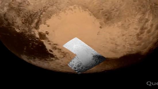 Neue Daten von Pluto