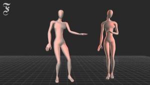 Wie sieht attraktives Tanzen aus?
