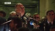"""Helmut Kohl nach dem Mauerfall: """"Wir stehen an eurer Seite."""""""