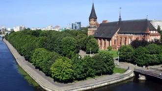 Der Königsberger Dom im heutigen Kaliningrad.