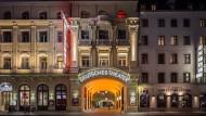 Das Deutsche Theater München öffnete 1896 erstmals seine Pforten in der Schwanthalerstraße.