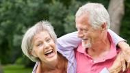Moderne Technik fördert ein aktives und selbstständiges Leben im Alter.