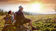 </br> Sorgenfrei den Ruhestand genießen - Im Alter ist Weitblick und finanzielle Sicherheit gefragt.