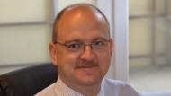 Benno Bolze, Geschäftsführer des Deutschen Hospiz- und PalliativVerbands e.V.