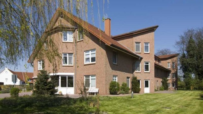 Das Haus Rotbuche in Bremen war die erste Pflegeimmobilie der Specht Gruppe.