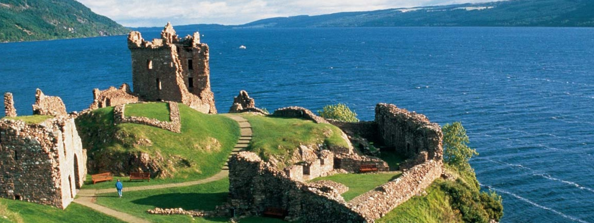 Sagenumwobenes Land der Highlander
