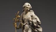 """""""Maria Immaculata"""" von Ferdinand Tietz, um 1743, soll 40.000 bis 45.000 Euro einspielen."""