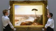 Herrlich: Turners Blick auf Rom, vom Aventin für 27 Millionen Pfund