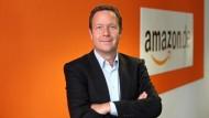Ralf Kleber ist seit 2002 Geschäftsführer von Amazon Deutschland.