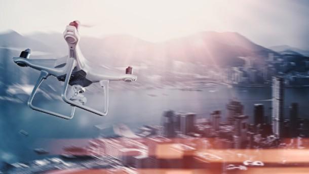 """""""Künftig werden Drohnen in unseren Alltag einziehen"""""""
