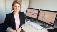 Die promovierte Biowissenschaftlerin Katharina Beuke, 30, forscht bei Sanofi, einem der größten Pharmakonzerne weltweit in der quantitativen Systempharmakologie.