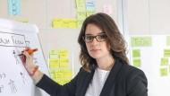 Danla Nalbant, 30, ist Arbeits- und Organisationspsychologin und arbeitet seit 2014 bei Borisgloger Consulting.