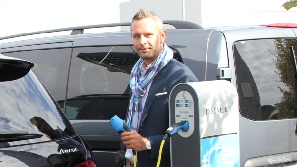 Batterie-Entwickler bei Daimler