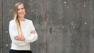 Vanessa Hölzel, 30, hat an der Fachhochschule in Mainz Architektur studiert und 2011 mit Ingenieurdiplom abgeschlossen.