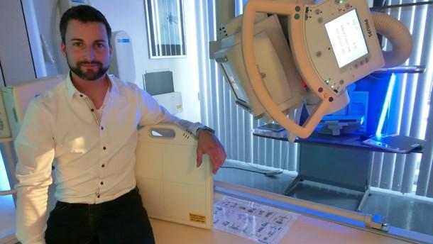 Die Visionäre: Bessere Röntgensysteme