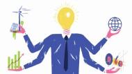 Ein guter Berater versteht sich als Schnittstelle zwischen Wirtschaft und Industrie.