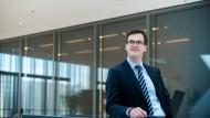 Der 30-jährige Christian Pixberg ist promovierter Maschinenbauer und heute zweiter Geschäftsführer bei Thyssen-Krupp Intellectual Property.