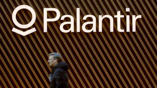 Wie sicher sind Programme von Palantir?