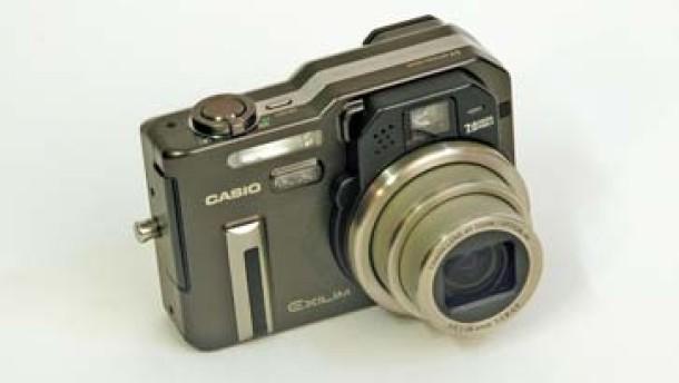 Kompaktkamera für alle Fälle