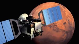Südhessen hat den Mars im Blick
