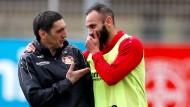 Tayfun Korkut neuer Trainer bei Bayer Leverkusen