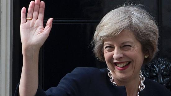 Das Kabinett der Theresa May