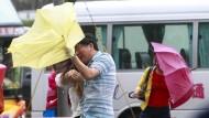 Taifun verwüstet Norden Taiwans