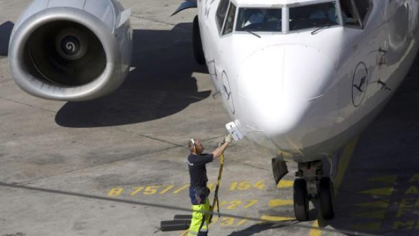 Lufthansa will 250 Millionen Euro einsparen
