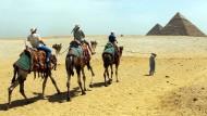 Ägyptens Stern am Tourismus-Himmel sinkt