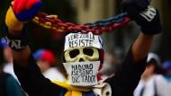 Opposition gegen neue Verfassung in Venezuela