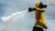 Abermals gewaltsame Proteste in Venezuela