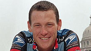 Als Lance Armstrong noch nicht unschlagbar war