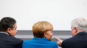 Sechzig Jahre und die Koalition: Nach Merkel ist vor Merkel