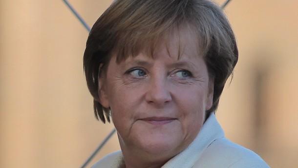 CDU-Wahlkampfabschluss ohne Bundeskanzlerin