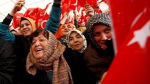 Der Stammesfürst der Türken