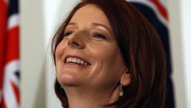 Ein Königsmorddrama in Canberra